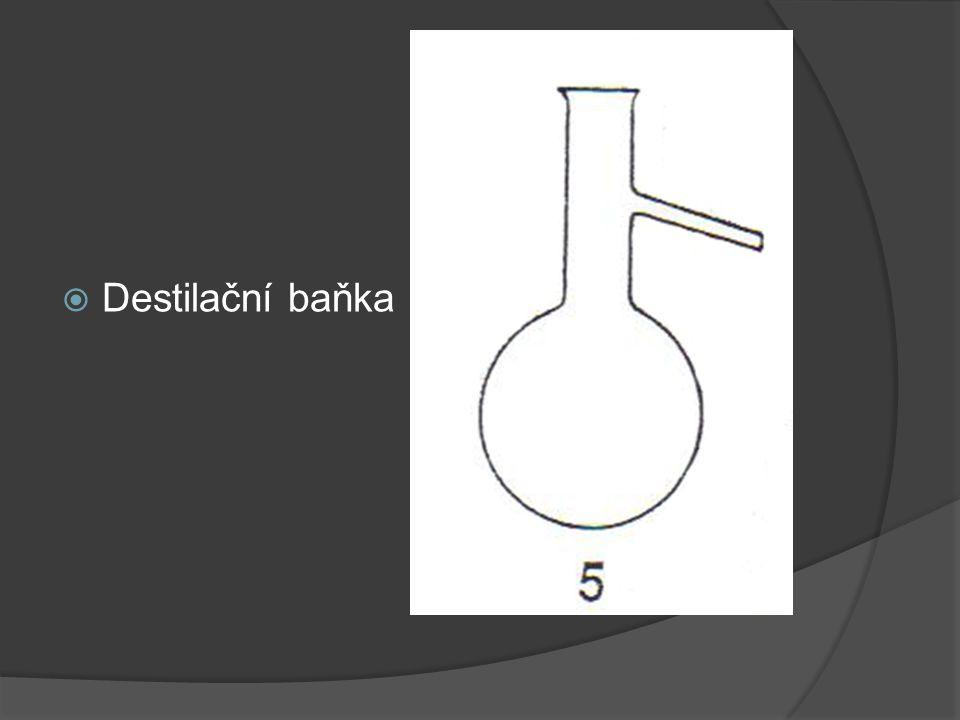Destilační baňka