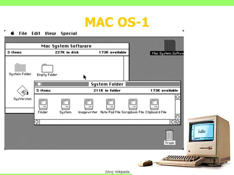 MAC OS-1 Zdroj: Wikipedia