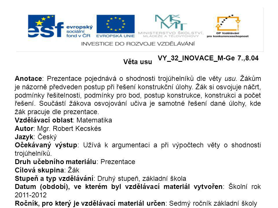 VY_32_INOVACE_M-Ge 7.,8.04 Věta usu.