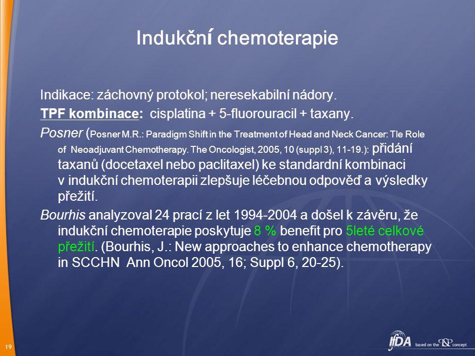 Indukční chemoterapie