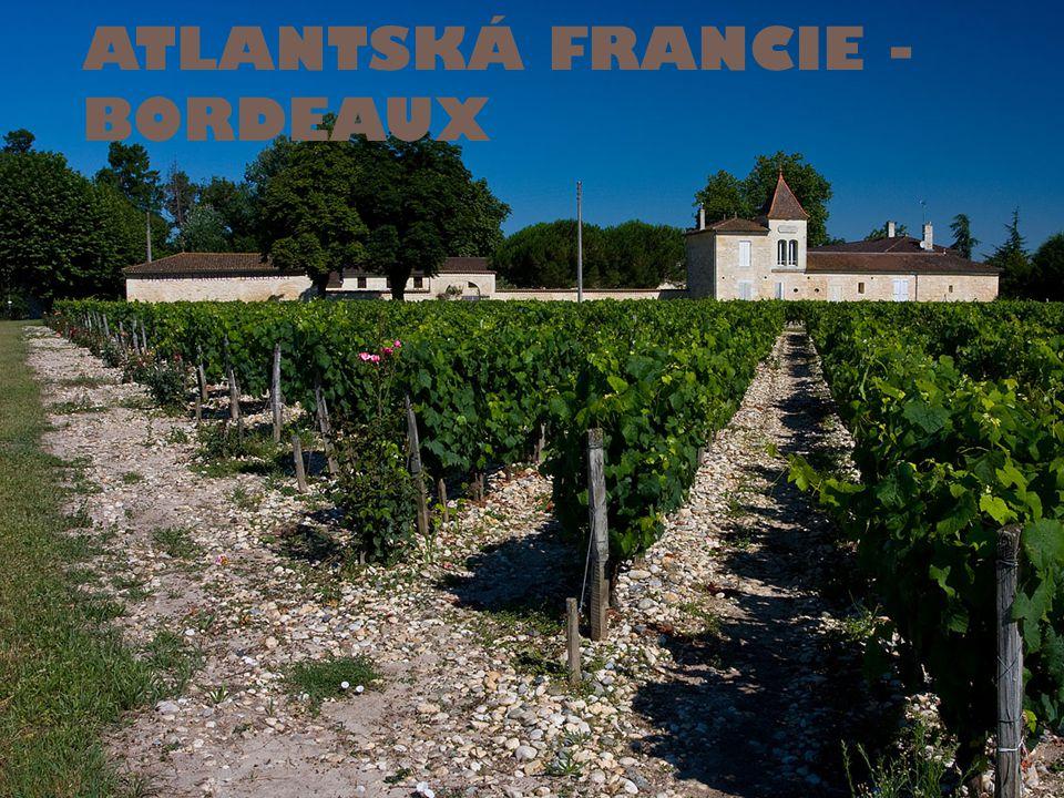 ATLANTSKÁ FRANCIE - BORDEAUX