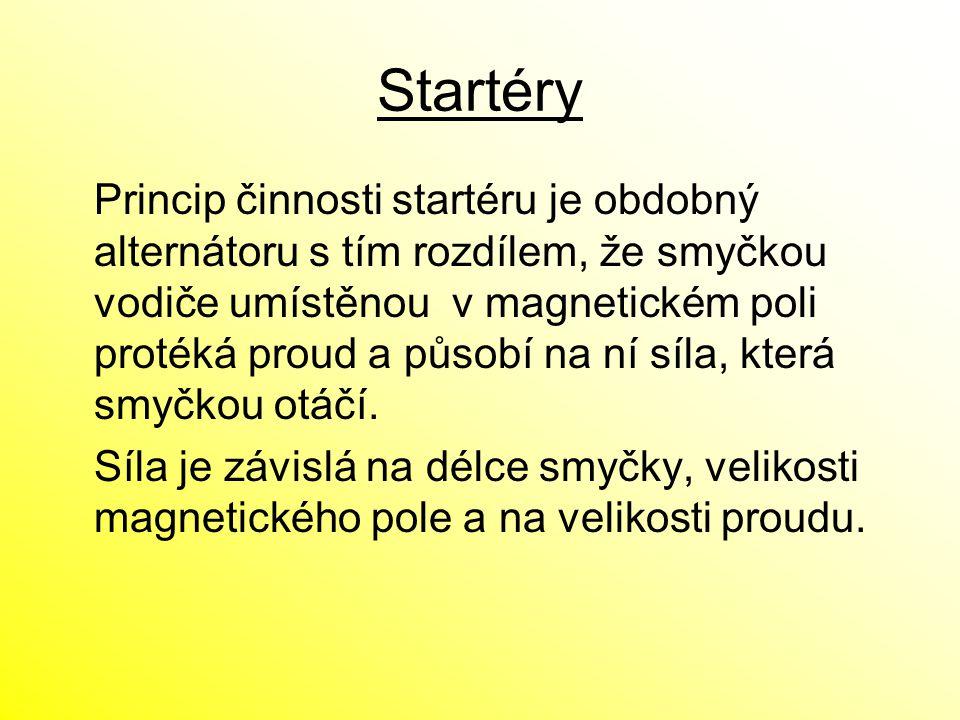 Startéry