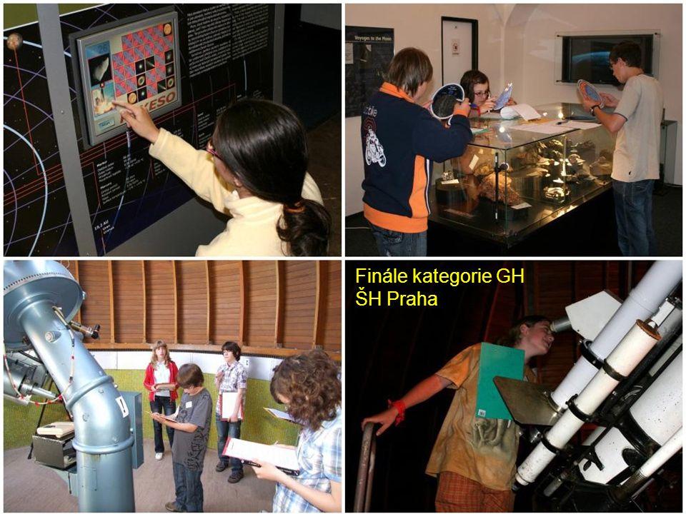 Finále kategorie GH ŠH Praha