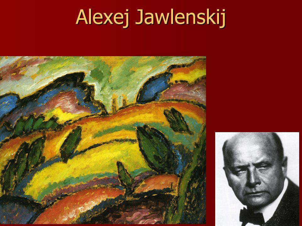 Alexej Jawlenskij