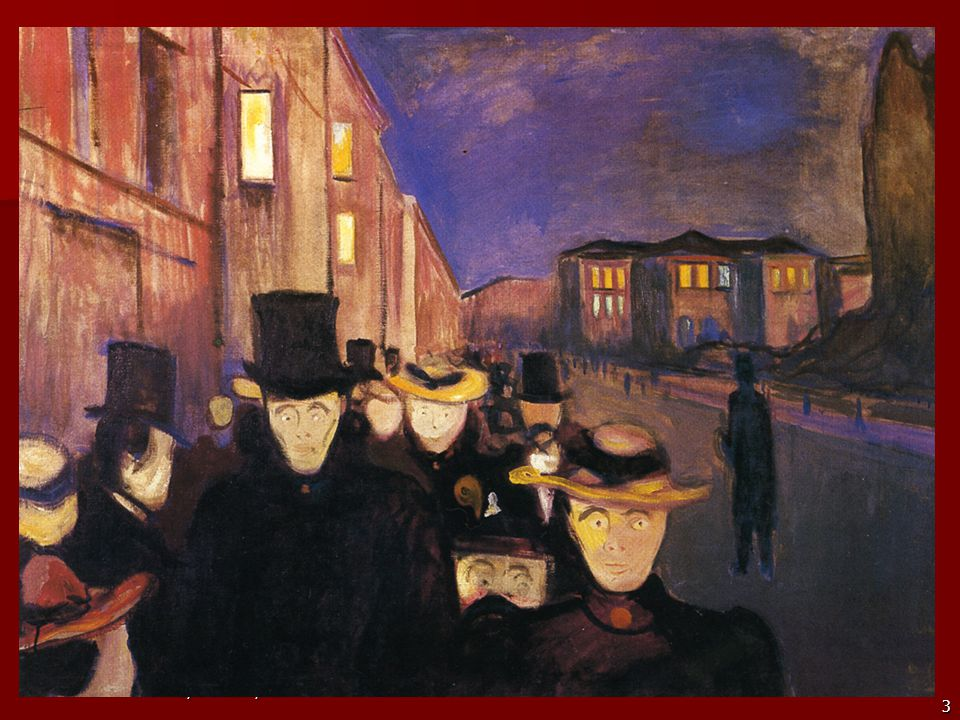 Expresionismus v moderním malířství lze rozčlenit do několika skupin: