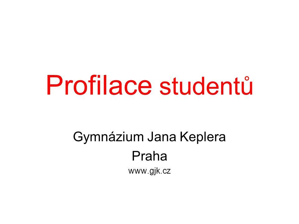 Gymnázium Jana Keplera Praha www.gjk.cz