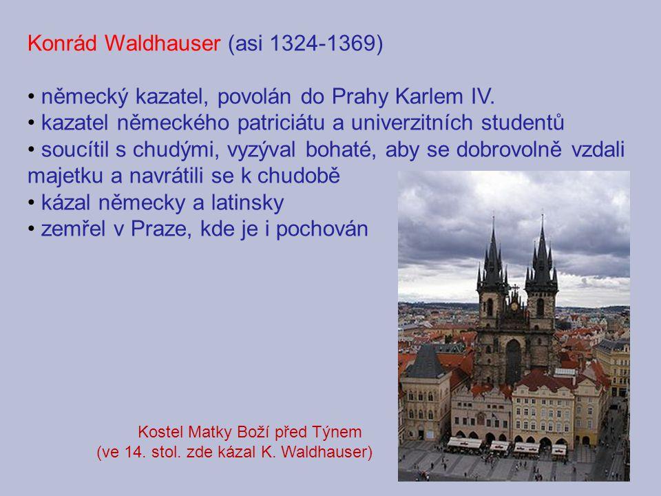 Konrád Waldhauser (asi 1324-1369)