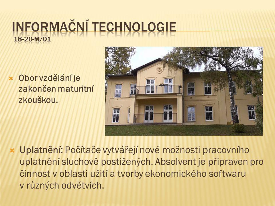 Informační technologie 18-20-M/01