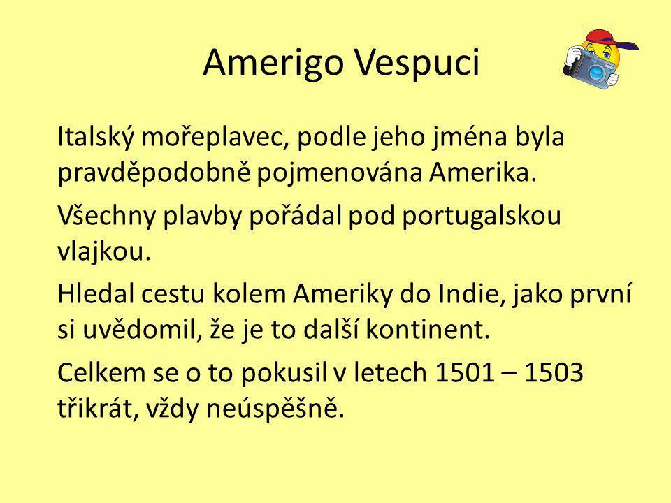 Amerigo Vespuci