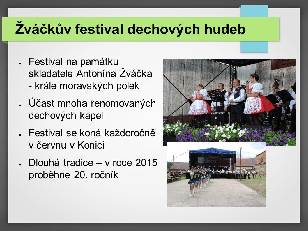 Žváčkův festival dechových hudeb