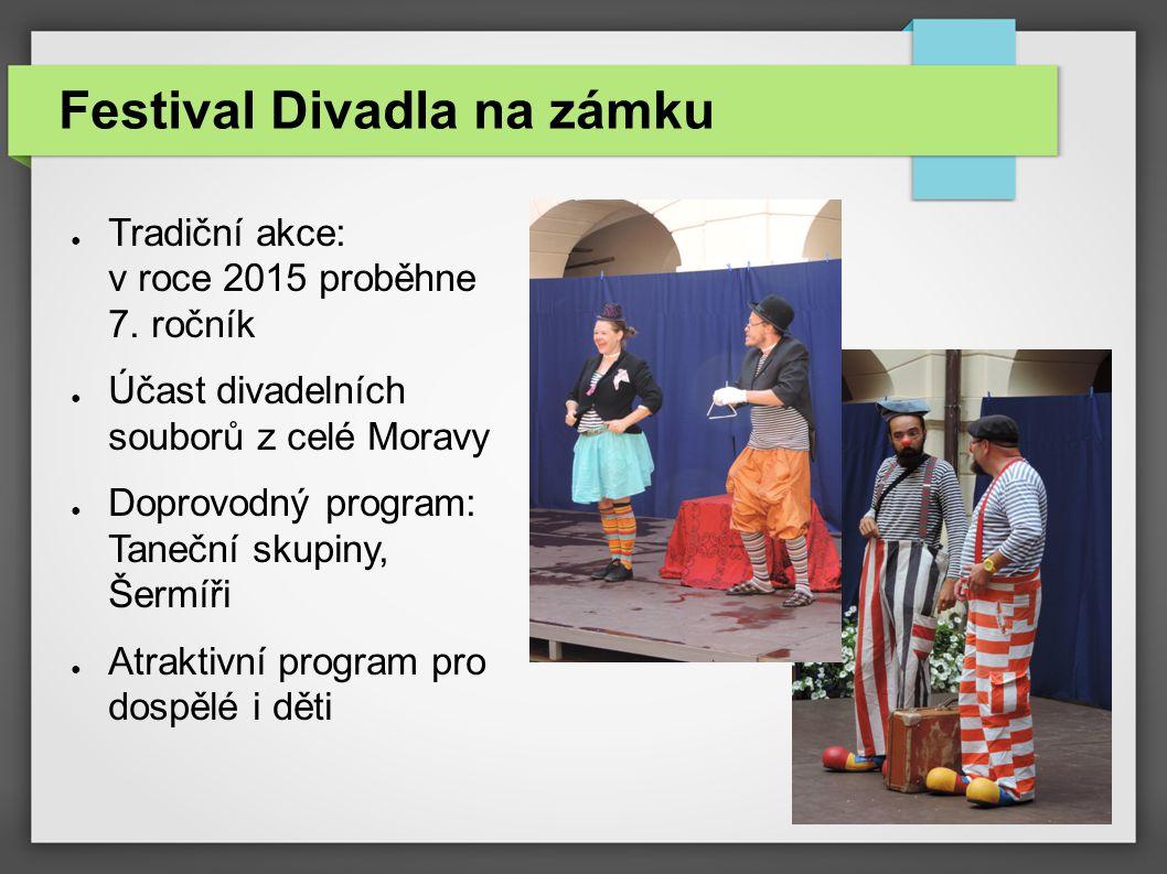 Festival Divadla na zámku