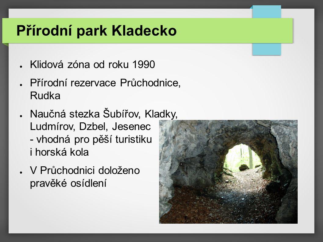 Přírodní park Kladecko