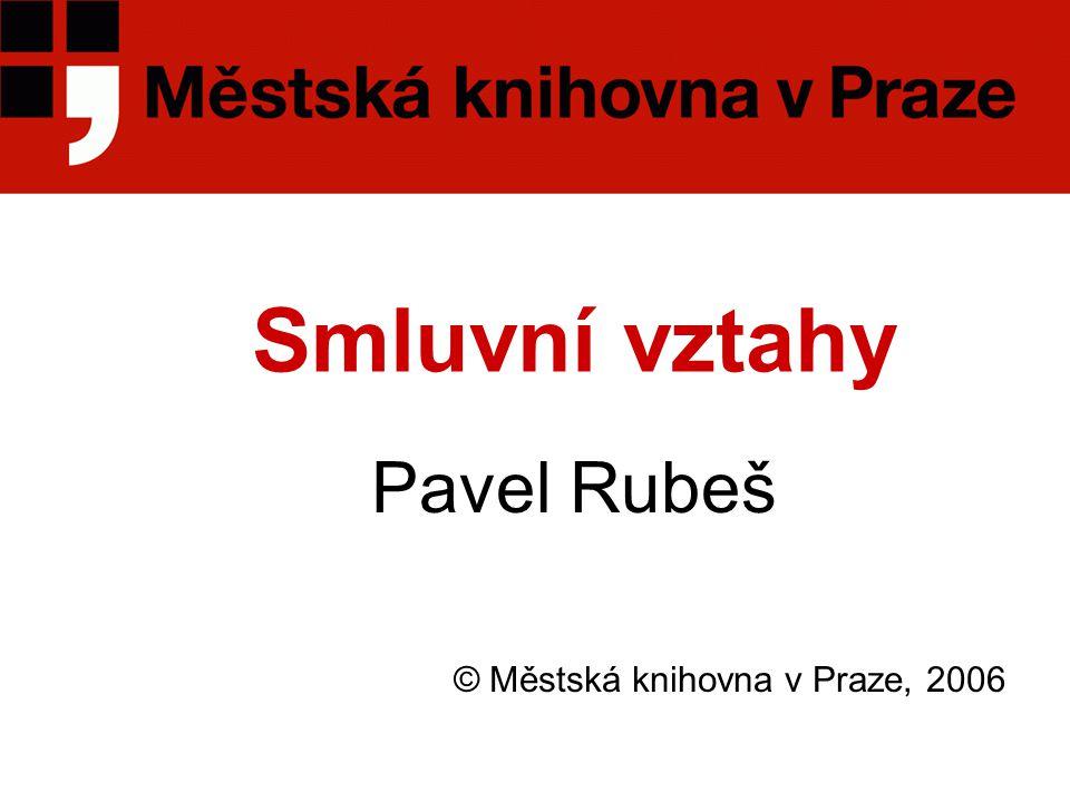 Pavel Rubeš © Městská knihovna v Praze, 2006