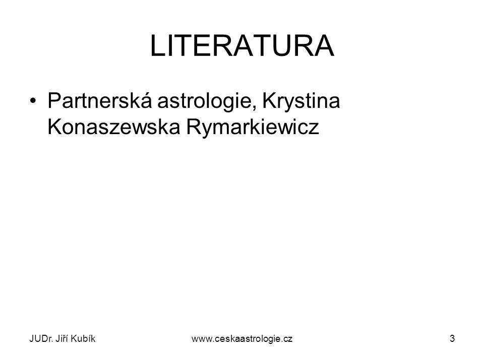 LITERATURA Partnerská astrologie, Krystina Konaszewska Rymarkiewicz
