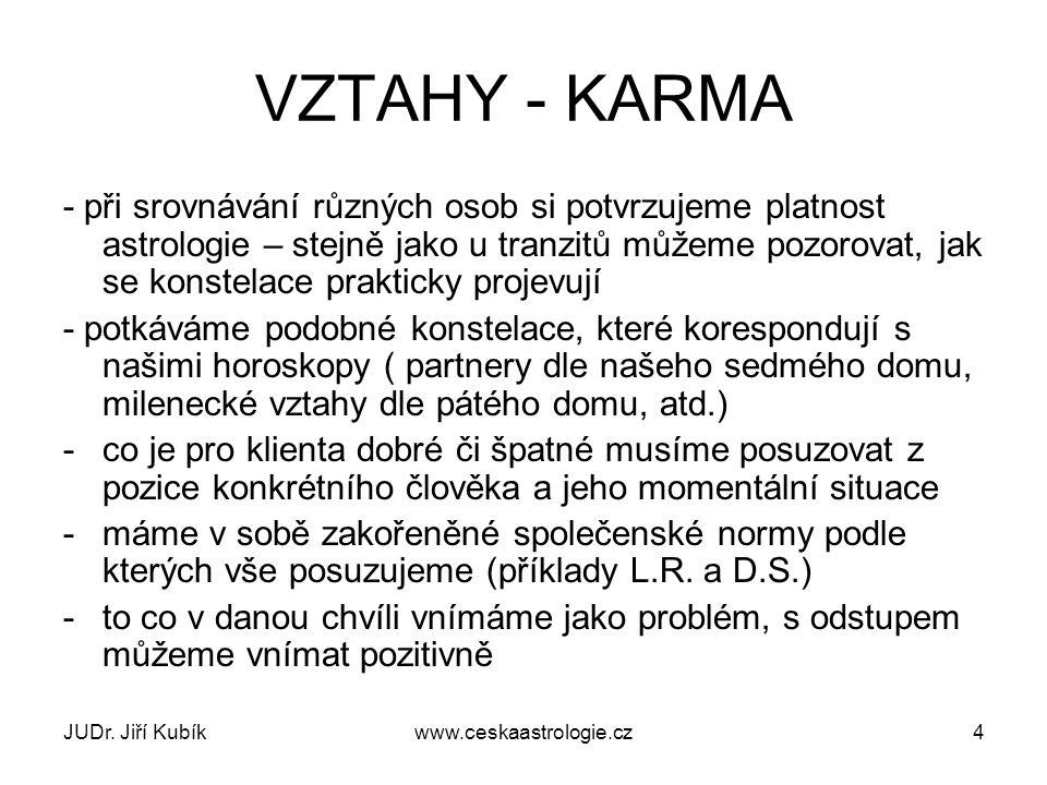 VZTAHY - KARMA