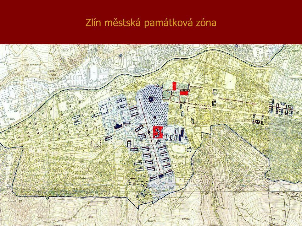Zlín městská památková zóna