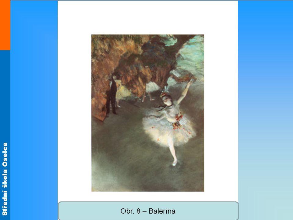 Obr. 8 – Balerína