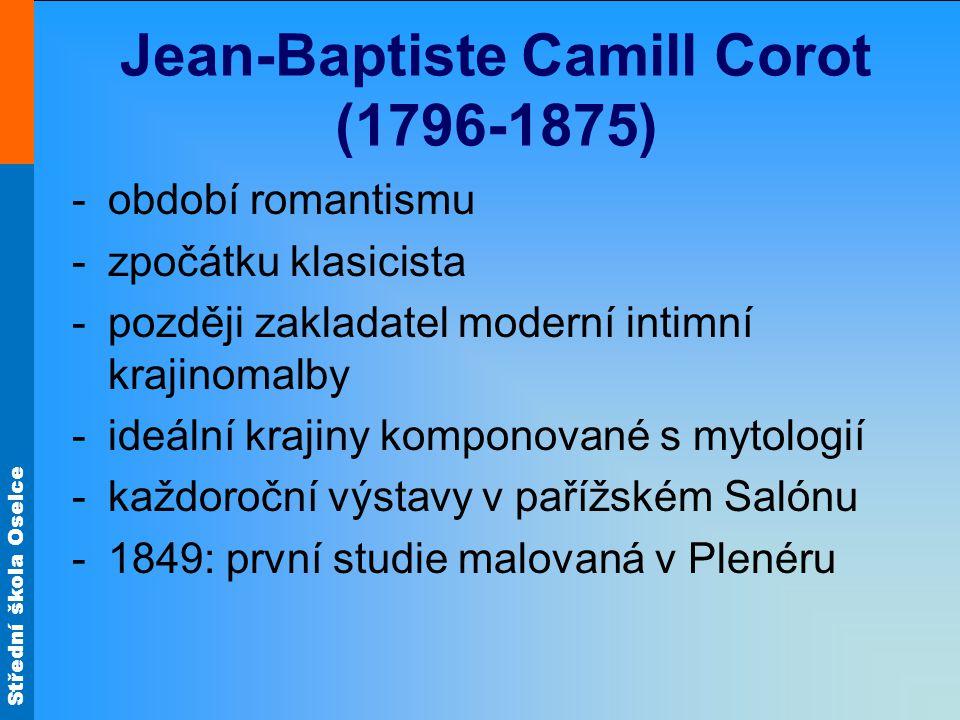 Jean-Baptiste Camill Corot (1796-1875)