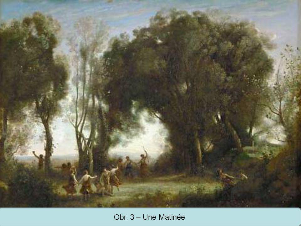Obr. 3 – Une Matinée
