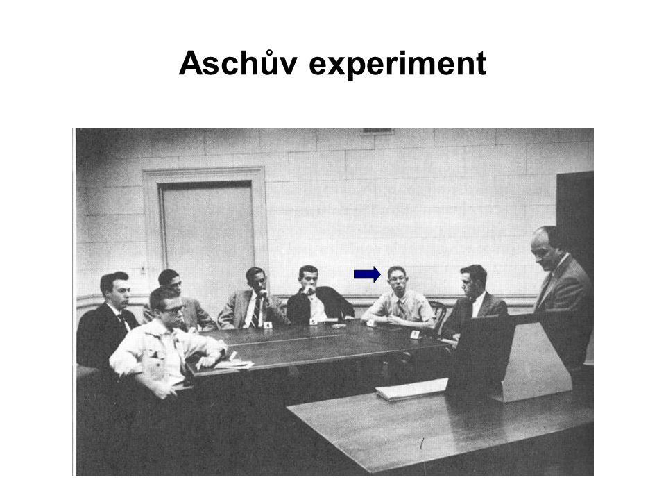 Aschův experiment