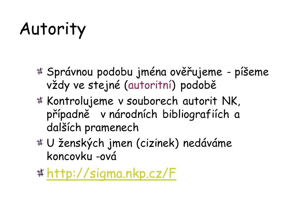 Autority http://sigma.nkp.cz/F