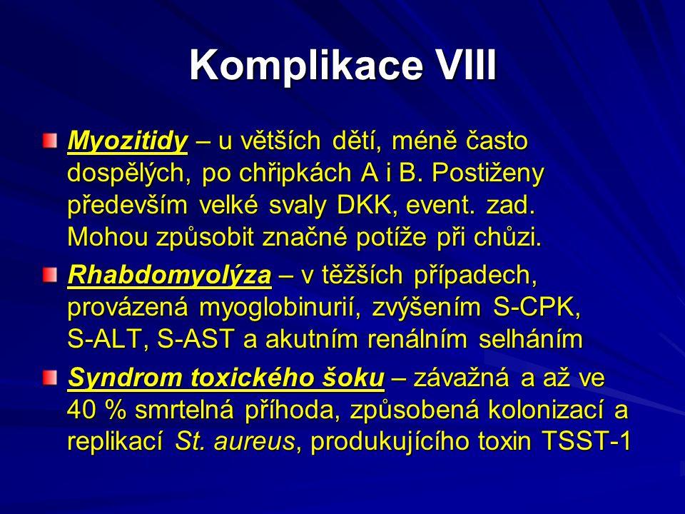 Komplikace VIII