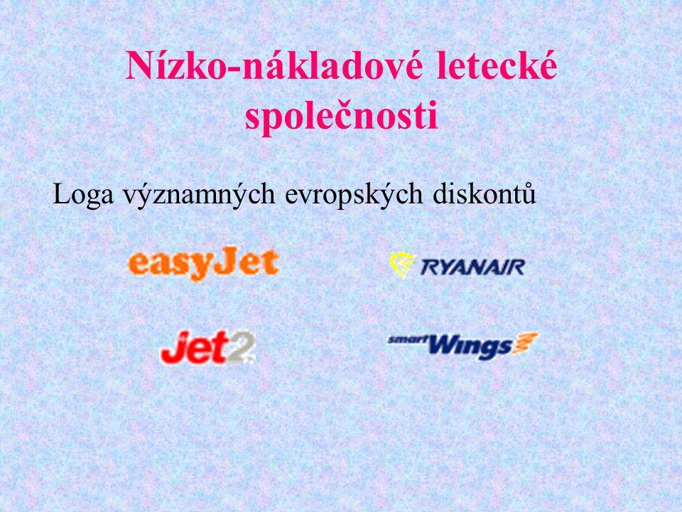 Nízko-nákladové letecké společnosti