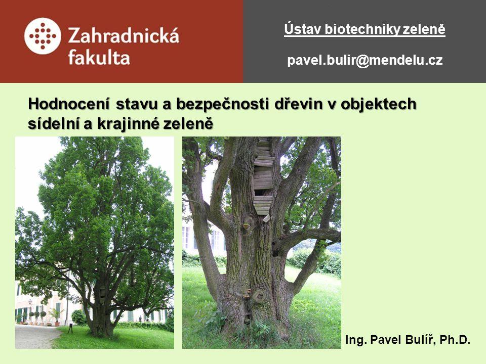 Ústav biotechniky zeleně