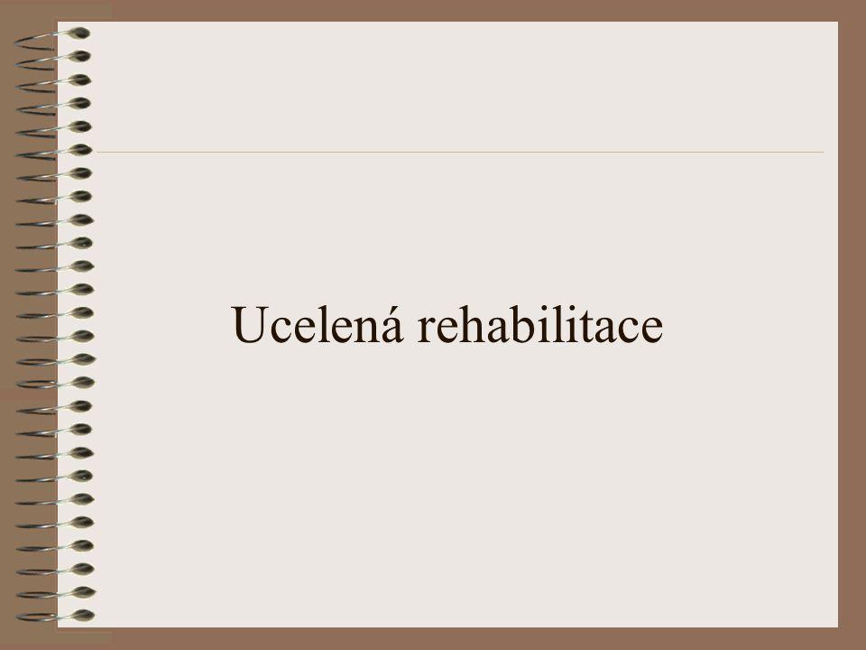 Ucelená rehabilitace