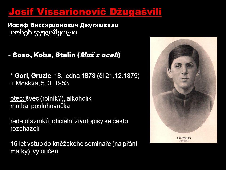 Josif Vissarionovič Džugašvili