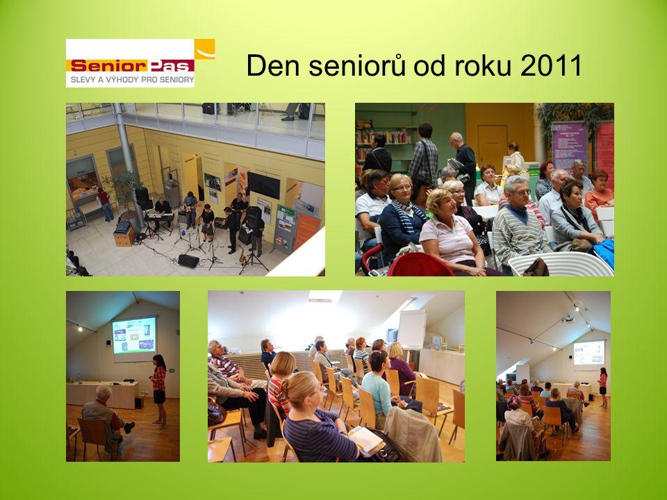 Den seniorů od roku 2011