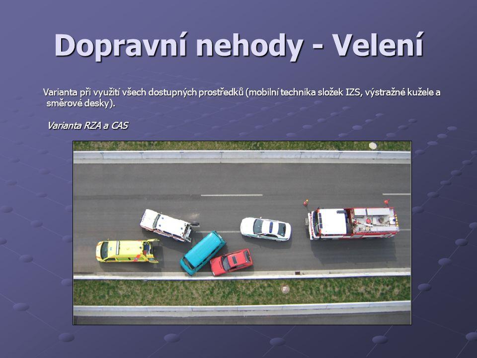 Dopravní nehody - Velení