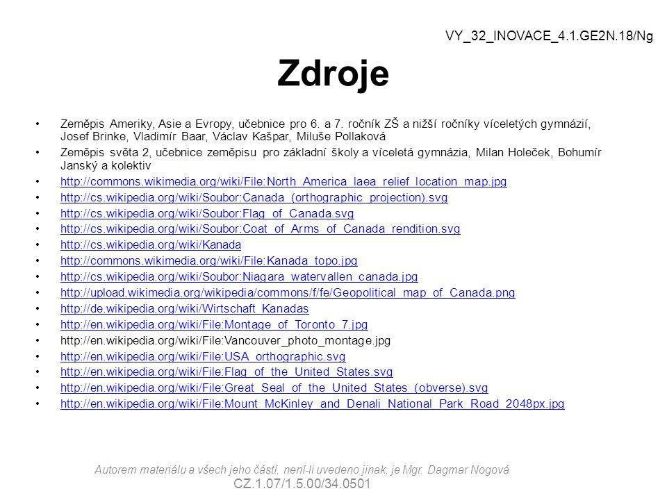 Zdroje VY_32_INOVACE_4.1.GE2N.18/Ng