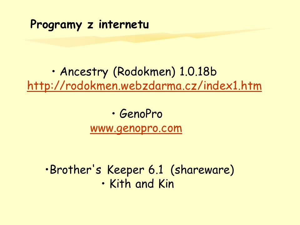 Brother s Keeper 6.1 (shareware)