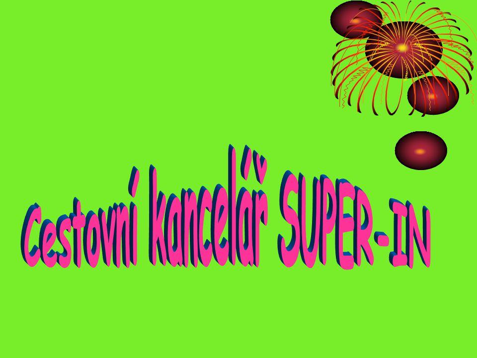 Cestovní kancelář SUPER-IN