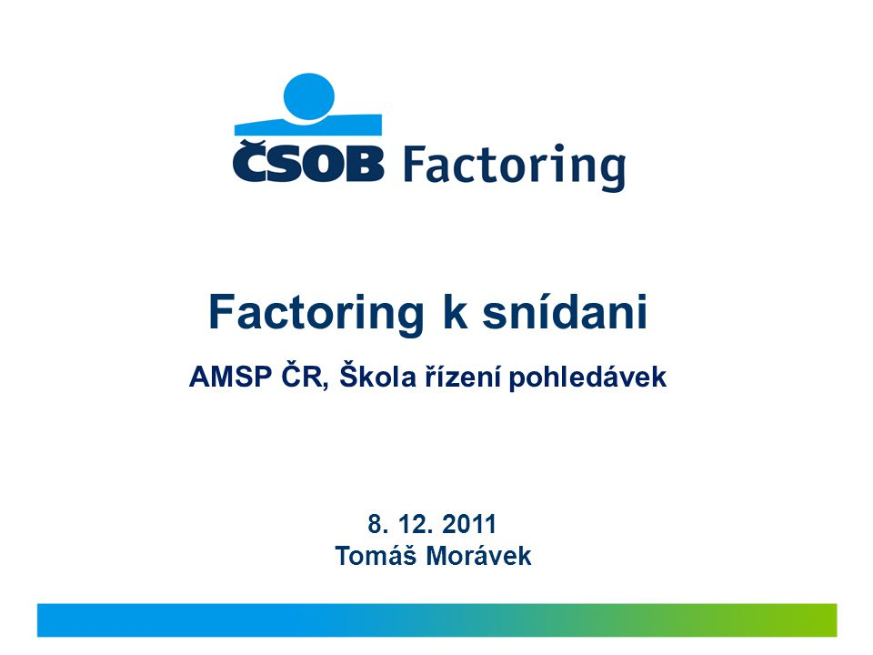 AMSP ČR, Škola řízení pohledávek