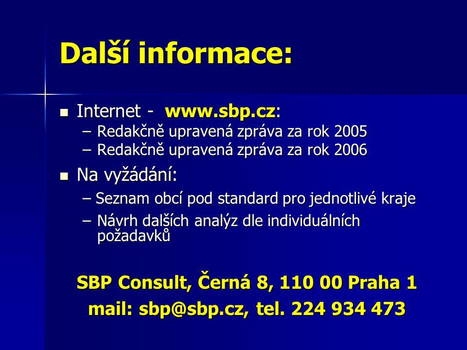 SBP Consult, Černá 8, 110 00 Praha 1
