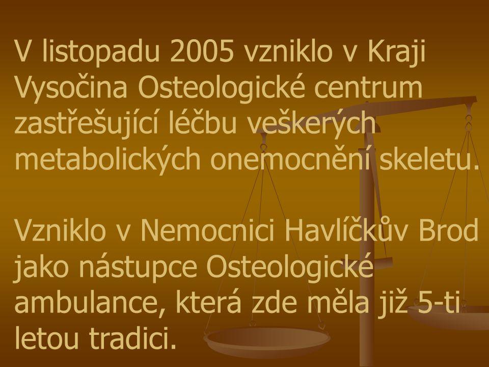 V listopadu 2005 vzniklo v Kraji