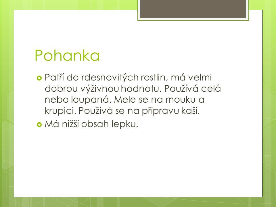 Pohanka