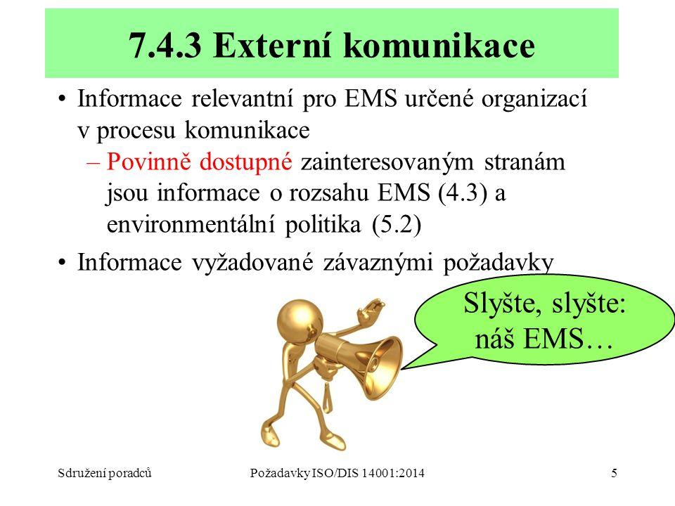 Slyšte, slyšte: náš EMS…