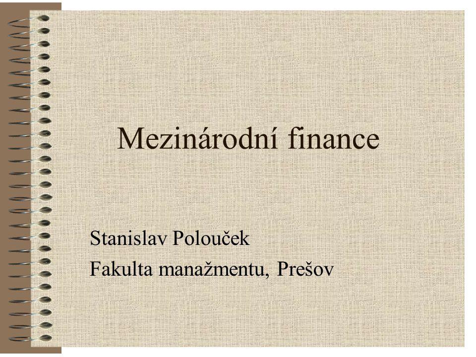 Stanislav Polouček Fakulta manažmentu, Prešov