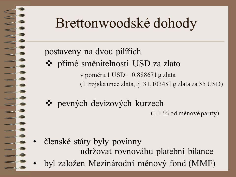 Brettonwoodské dohody