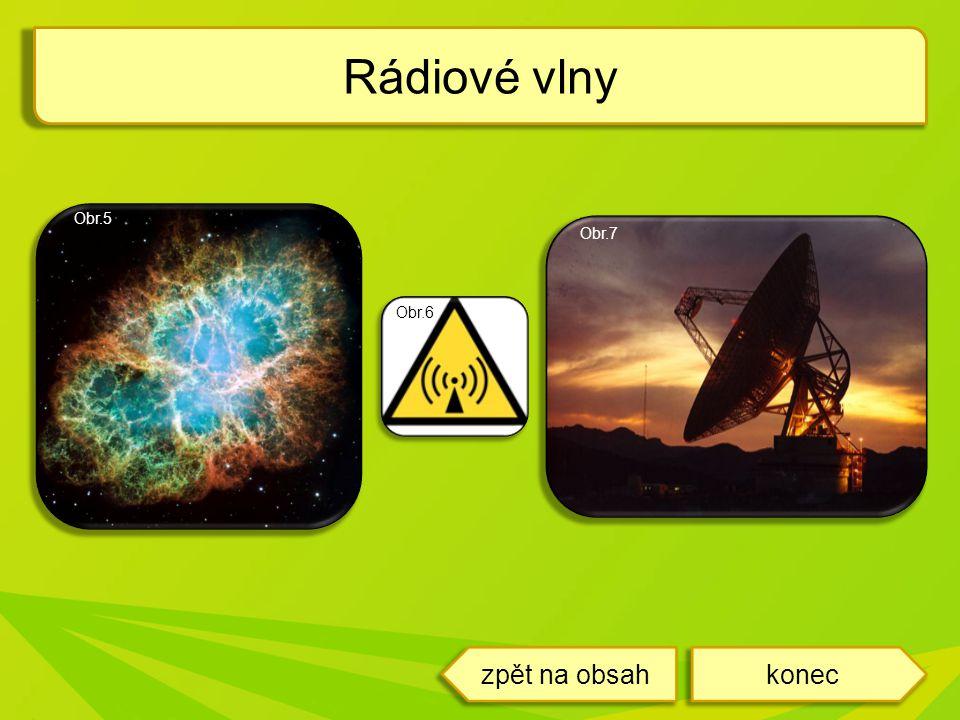 Rádiové vlny Obr.5 Obr.7 Obr.6 zpět na obsah konec