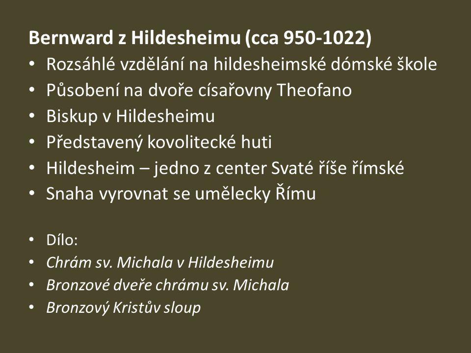 Bernward z Hildesheimu (cca 950-1022)