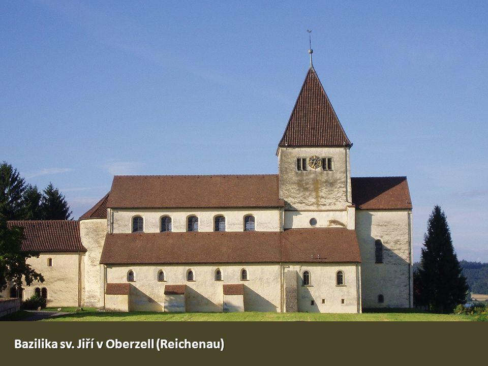 Bazilika sv. Jiří v Oberzell (Reichenau)