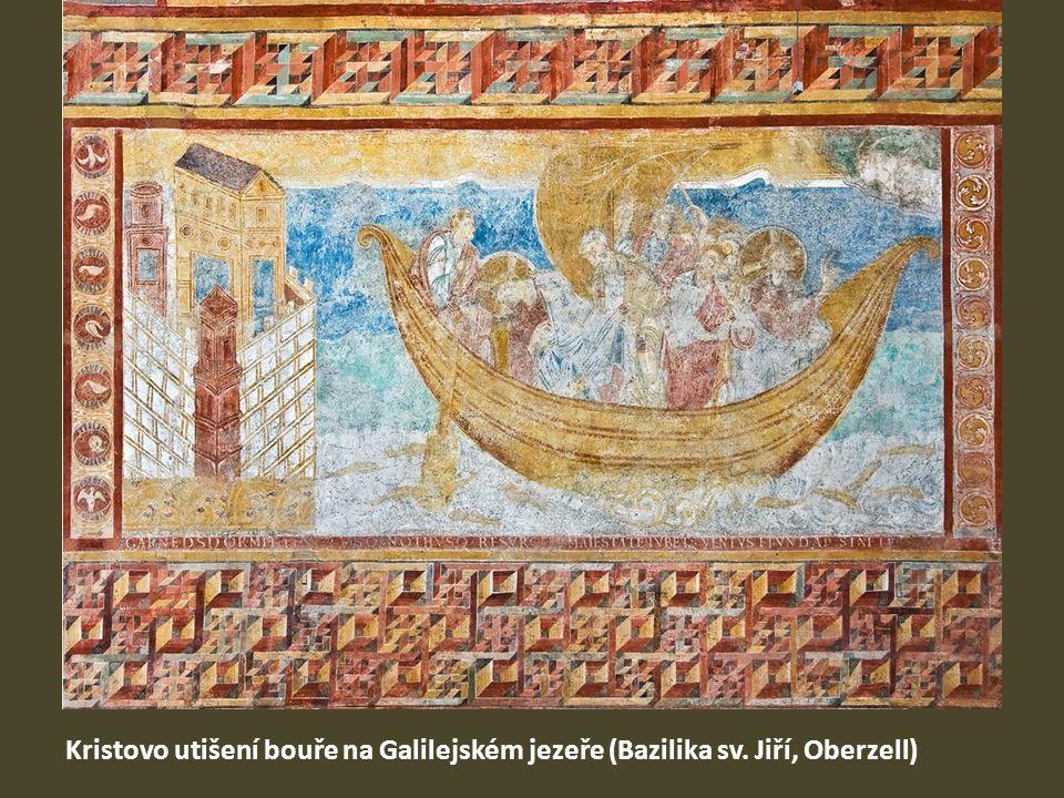 Kristovo utišení bouře na Galilejském jezeře (Bazilika sv