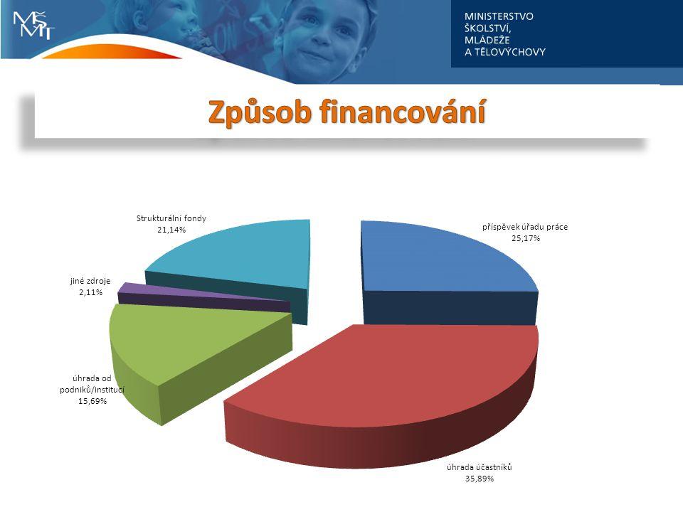 Způsob financování