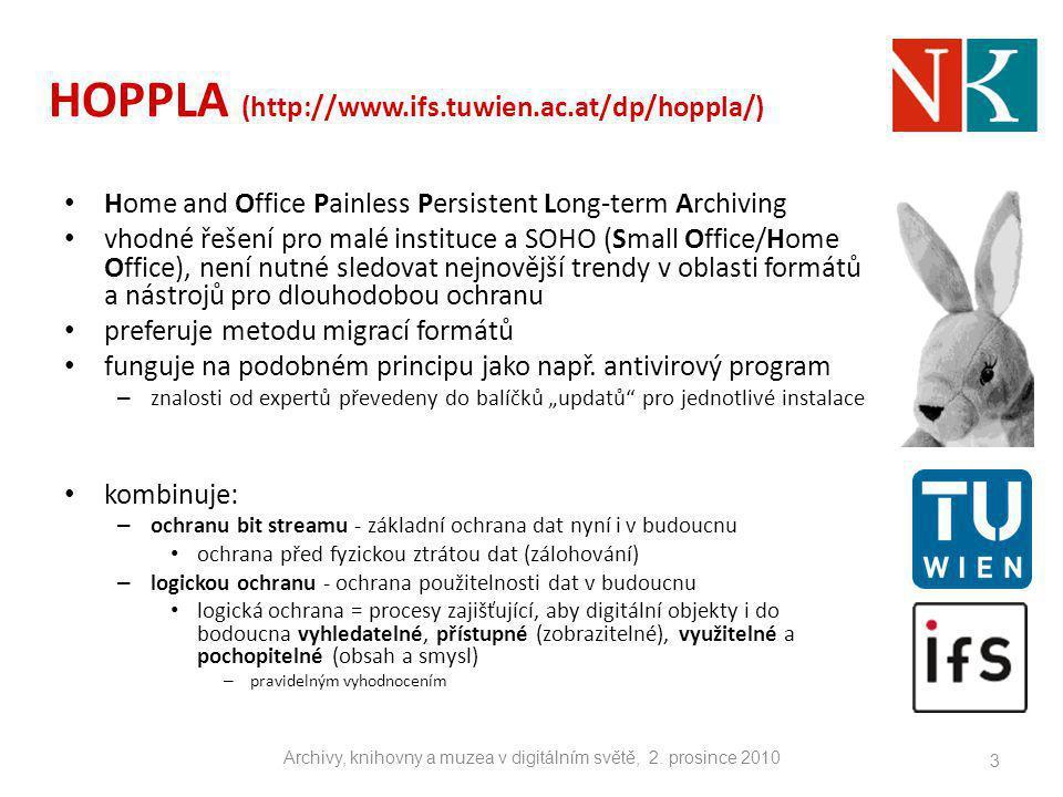 HOPPLA (http://www.ifs.tuwien.ac.at/dp/hoppla/)