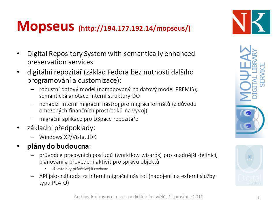 Mopseus (http://194.177.192.14/mopseus/)