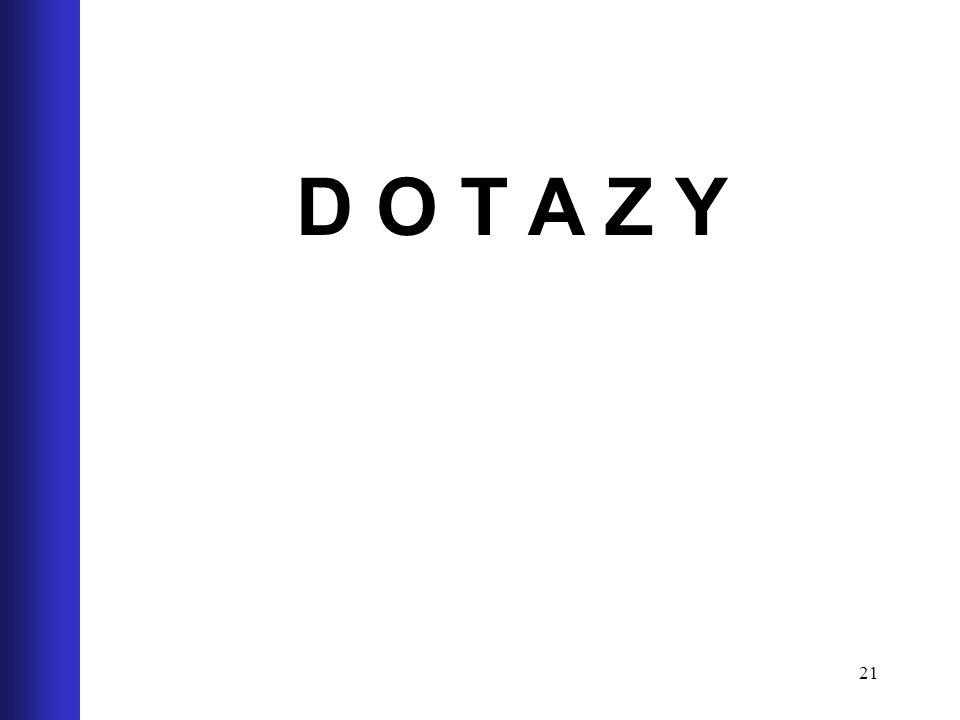 D O T A Z Y